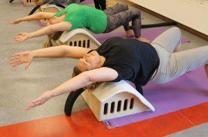 Pelican Yoga critical critical alignment les - bewegingsspieren ontspannen