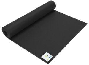 Ecoyogi-yogamat-Studio-mat-zwart